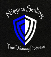 Niagara Sealing Asphalt Sealing and Repair