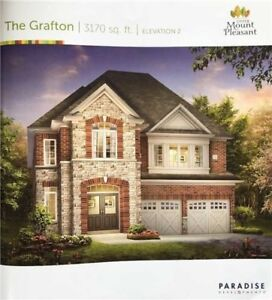 5 Bed Detached Home in Mt.Pleasant Brampton