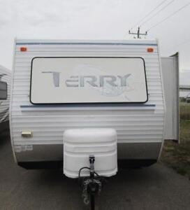 2004 TERRY 220 RBS - WOW! WHAT A PRICE!!!!!