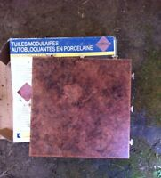"""Tuiles Modulaires """"CORAL"""""""