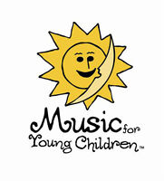 Music for Young Children Piano lessons!