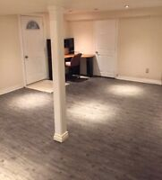 Basement for rent in a very nice area