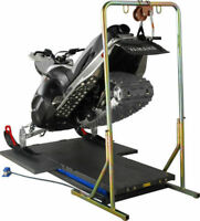 RENT THIS LIFT STAND TO CHANGE YOUR REAR TIRE $50 PER WEEK