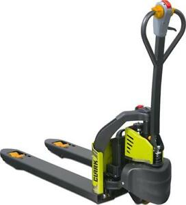 Brand New Clark WPL25 Lithium-Ion Electric Pallet Jack