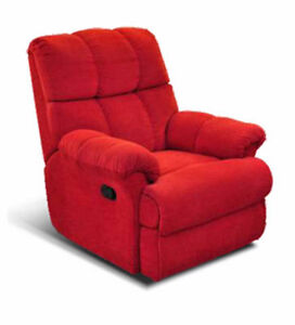 LOT OF RECLINERS  FLOOR MODELS  ONLY FOR $149
