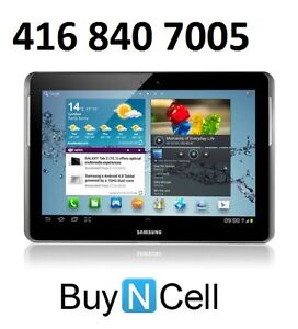 MINT SAMSUNG TAB 2 10.1 INCHES + WARRANTY MISSISSAUGA