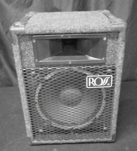 USED ROSS TYPHOON 153 SPEAKER CABINET Cleveland Redland Area Preview
