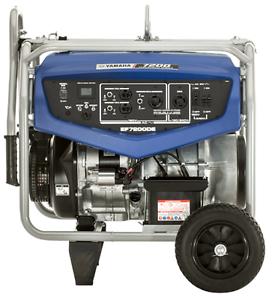Yamaha EF7200 DE Generator, Blow OUt Pricing!!