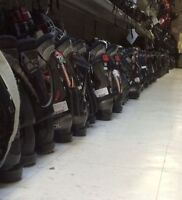 Used downhill ski boots SIZES 8 9 9.5 10 10.5 11 11.5 12 12.5 13