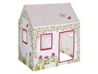 Child's Habitat canvas wendy house - in perfect condition