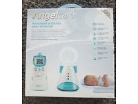 Angelcare movement & sound baby monitor AC401 2 in 1