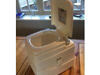 LaPlaya Portable Camping Toilet Portapotti.