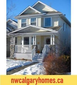 █ █ NW CALGARY   DETACHED HOMES FOR SALE from $340's █ █