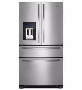 CRAZY DEALS ON STAINLESS STEEL REFRIGERATORS!!-- WHAT A DEAL!!