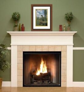 """Fireplace Service For """"CHRISTMAS"""" Special $60.00 Only."""