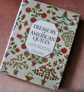 **TREASURY of AMERICAN QUILTS**