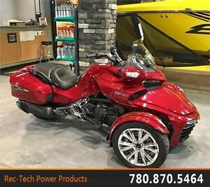2016 Can-Am Spyder F3 Limited - $2,000 off!
