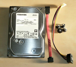 Bell 9241 Internal Replacement Hard drive 1TB (1000GB) Capacity