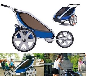 Chariot Cheetah Stroller, like new!!!