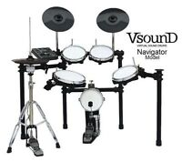 SUPER PROMOTION Batterie drum électronique VsounD NAVIGATOR MESH