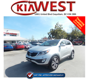 2011 Kia Sportage All-wheel Drive