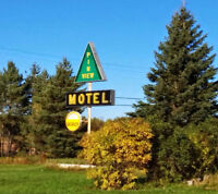 Pineview Motel- Winter Discount- Short Term Rentals-Thunder Bay