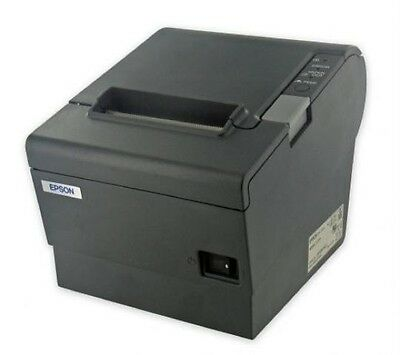 Epson Tm-t88iv Thermal Receipt Printer - Serial Interface Pos