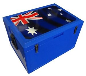 NEW-70L-ESKY-COOLER-ICE-BOX-AUSTRALIAN-FLAG-WAECO