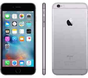 Silver Apple iPhone 6 With Fido @ One Stop Cell Shop