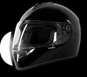 MOTORCYCLE HELMET VCAN RUSH FULL-FACE