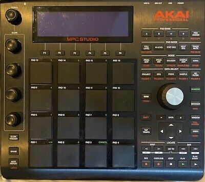 AKAI Professional MPC Studio Black - Excellent Condition, barely used