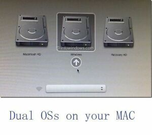 Running both Windows and Mac OS on your MAC