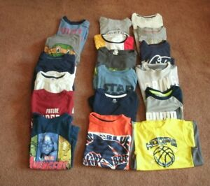 Boy's Clothes, Size 5