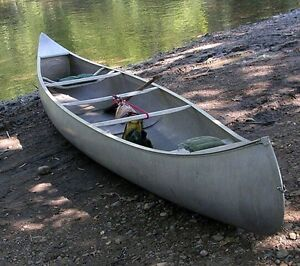 WANTED: Aluminum Canoe In Any Floating Condition