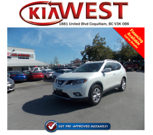 2016 Nissan Rogue All-wheel Drive