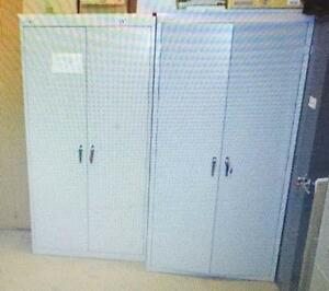 Utility cabinets, 2 Drawer