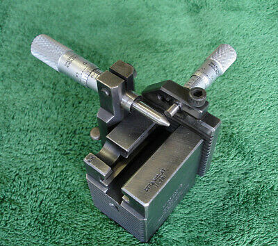 Namco Thread Setting Gage Tool 1901242 - Dr-ds-dbs-916 Starrett