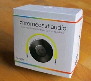 In search of: Chromecast Audio
