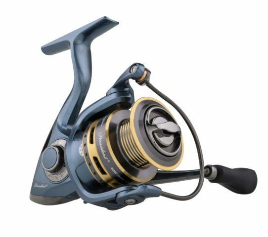 6.2:1 Ratio 9BB Ambi Pflueger SUPSP40X Supreme Spinning Reel