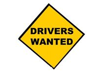 DRIVER NEEDED ASAP