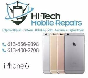 Factory Unlocked Apple iPhone 6 16GB with Store Warranty **Special Offer**