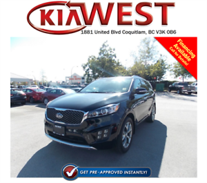 2016 Kia Sorento 2.0L SX All-wheel Drive