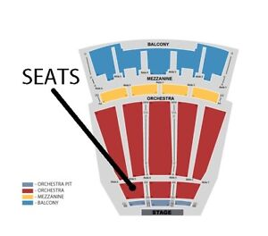 Jim Jefferies tickets - ROW JJ -- ORCH -- Friday 7:30pm