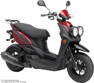 2019 YAMAHA ZUMA AND BW50 CC SCOOTERS, WHILE THEY LAST!!