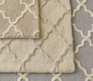 POTTERY BARN KIDS - ADDISON RUG - IVORY
