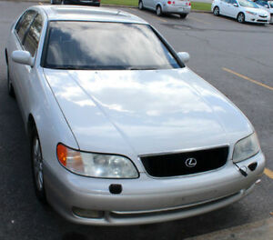 1995 Lexus GS300 (ARISTO) FOR SALE OR TRADE - ECHANGE