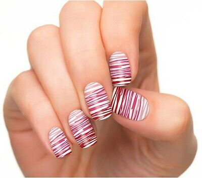 INCOCO Nail Applique Wrap Strips Made With 100% Real Nail Polish- MADE WITH LOVE