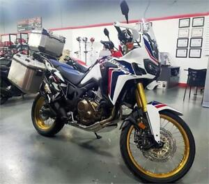 2017 Honda Africa Twin - Deal of the Month!