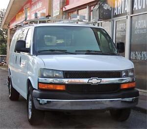 2009 Chevrolet Express Cargo Van/\G2500/\1772