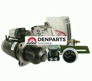 Altertnator-Starter Conversion Kit  John Deere Tractors 3010 3020 4010 4020